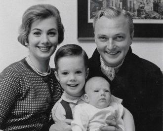 Jack Cassidy family