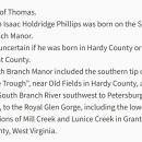 John Isaac Holdridge Phillips