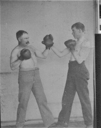 Ed and Orin Wells