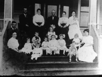Henry Thomas Drewry Family