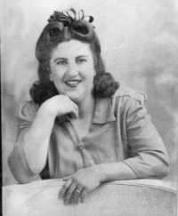 Agnes Helene (Amsden) Rutledge