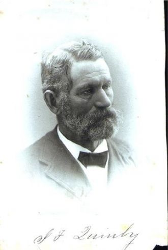 A photo of Issac F Quinby