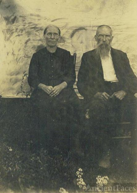 Sarah Frances Meadows & Jesse Floyd Bragg