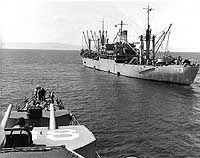 USS TITANIA (AKA-13)