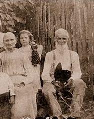 William Monroe DICKENS and Rhoda Ann LYNN