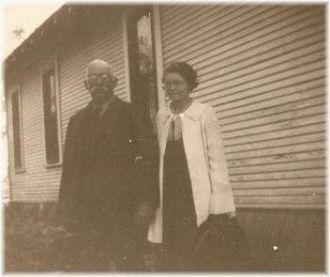 Stephen and Sarah