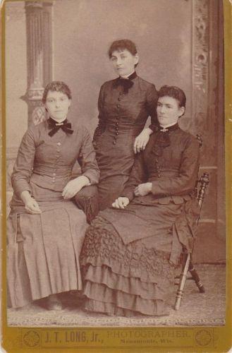 Ida, Grandma Starrett, Han Reynolds