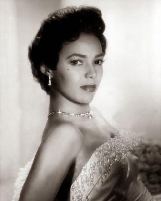 A photo of Dorothy Dandridge