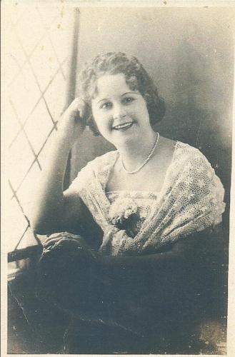 Bertha Ella  Dodds Lindsey