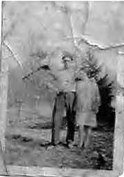 Arthur & Eva (Leathers) Munson, 1928