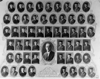 Suffolk Law School Class of 1922