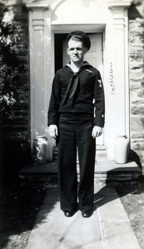 Howard L. Alexander, Sr. Machinist Mate 2nd Class, Seabees, USN