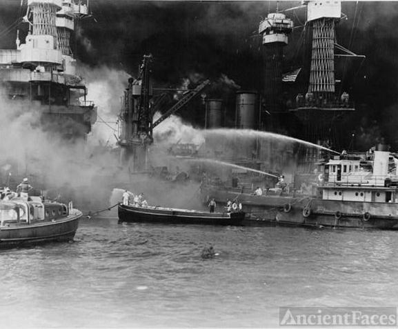 Pearl Harbor, Hawaii USS West Virginia