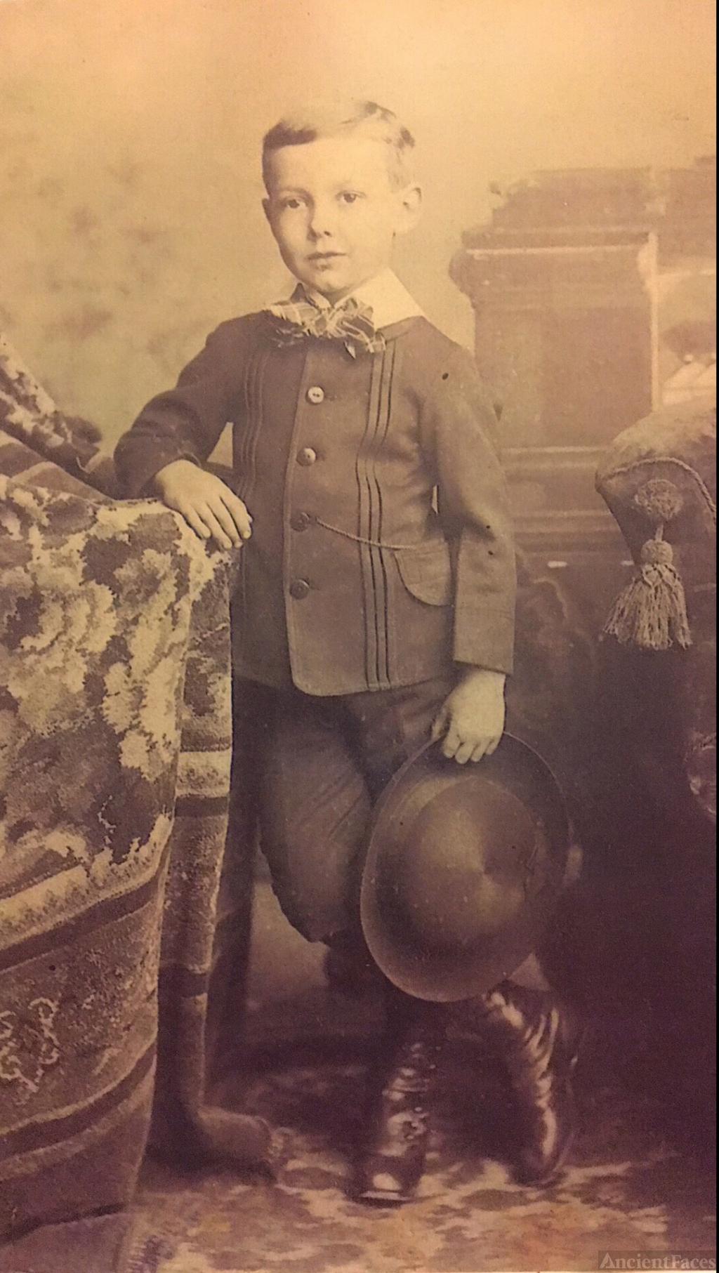 Robert Royal Corkhill