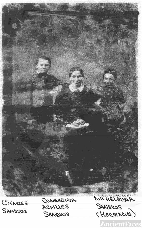 Sandvos Family