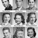 Ray Durham, 1942 Graduating Seniors