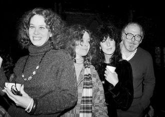 Sandy Dennis, Robert Altman, and Cher