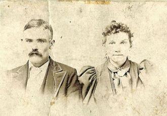 Marion Clevenger & Ida Mae Kitchen