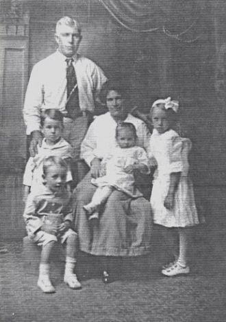 Douglas Noel Stephens Family