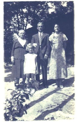 Sara & Marjorie Stiles & Charles Crofut