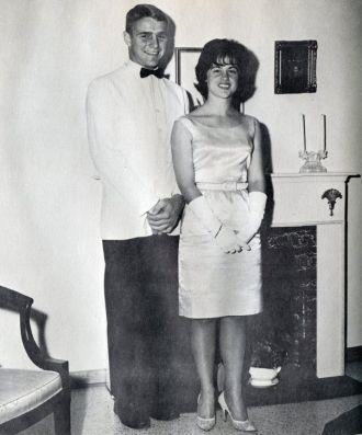 Dorothy Lorraine Rudd & Johnny Richardson