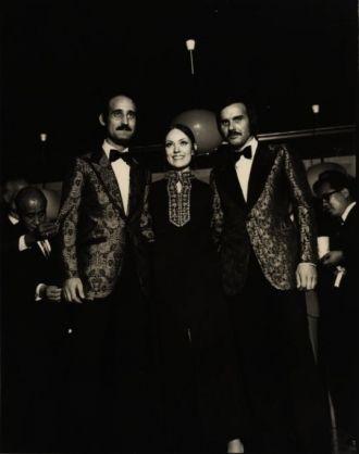 Jerry, Olivia and Tony Cornwyn, Japan