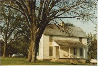 Jesse Tyree house