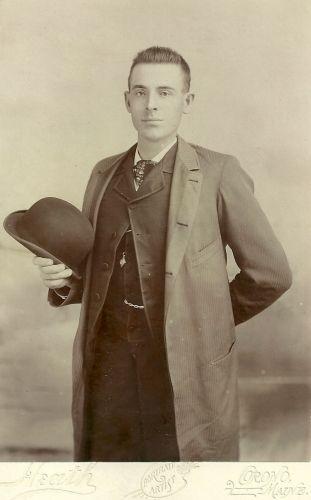 Joseph Alfred Paradis