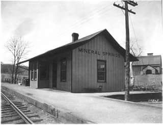 Mineral Springs Train