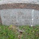 "William Clyde ""Billy"" Daniel Jr Gravesite"