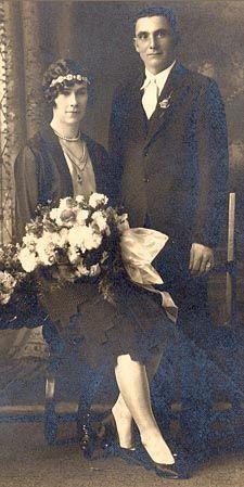 Henry and Mildred (Daane) TeWinkle