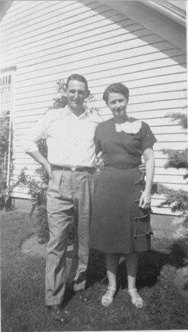 Steve and Ismerie Galgoczi