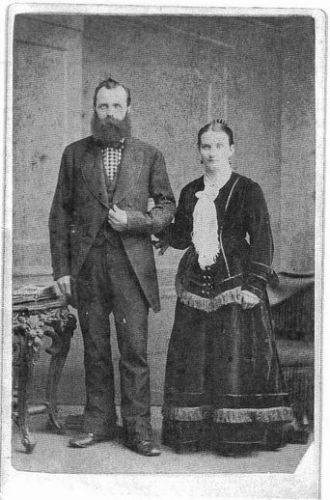 James Caulfield & Mary Deborah Guppy