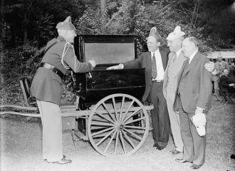 A photo of Harry Truman
