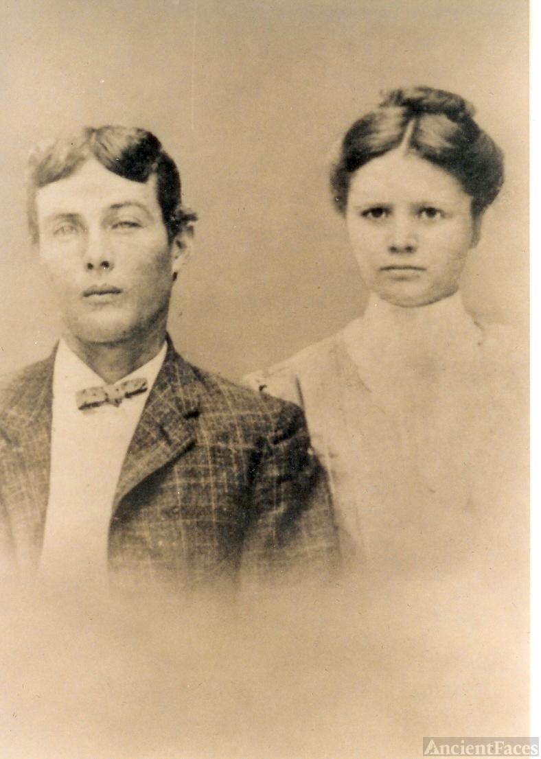 Frances Mae Calhoun & George Dyson, Sr