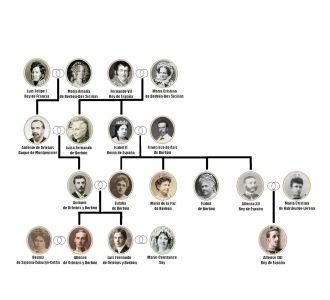 Antoine Habsbourg family tree