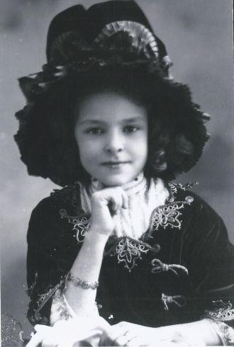 Maria Poirson Carbonell , 1912