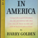 Harry Golden book