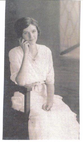 Mary J. (Scrivner) Long