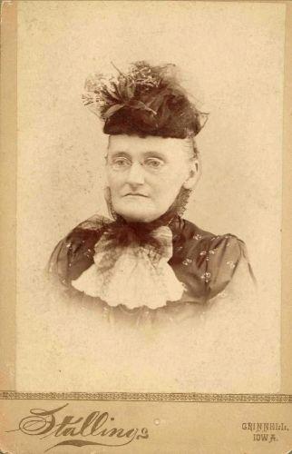 Harriet Kendall Gove