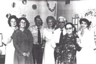 Sophia and family.