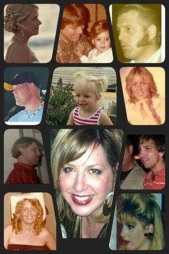 Patrick Hendry family