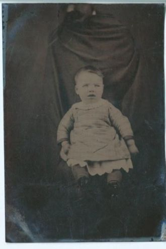 George & Jessica Weir  baby