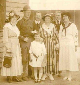 Adam and Bernhardt Family Reunion