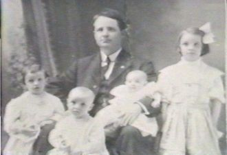 Great Grandpa Nolan & Family