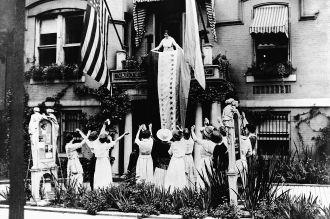 Women's Suffrage Success