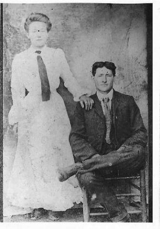 Roseanna (Marks) and Frank Connolly