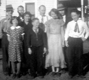 Daley Family 1936