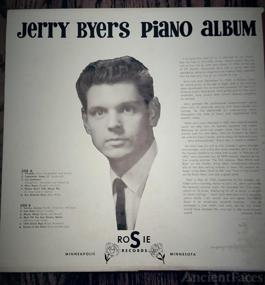 """Gerald """"Jerry"""" Lee Byers"""