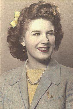 Joyce Benning,  WA 1944